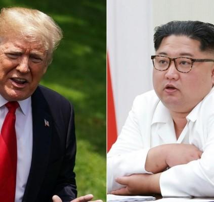 Trump receberá carta escrita pelo ditador Kim...
