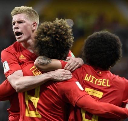 Bélgica vence Japão com virada história e...