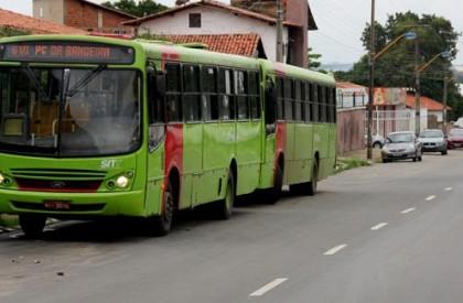 Cinco vias estão com fiscalização de faixa exclusiva de ônibus