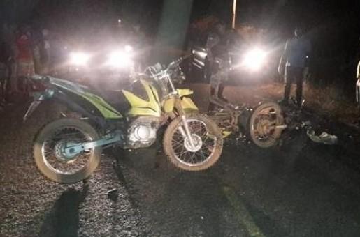 Colisão entre duas motos deixa dois mortos no Piauí