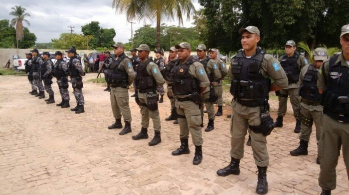 Concurso da Polícia Civil é realizado com esquema de segurança