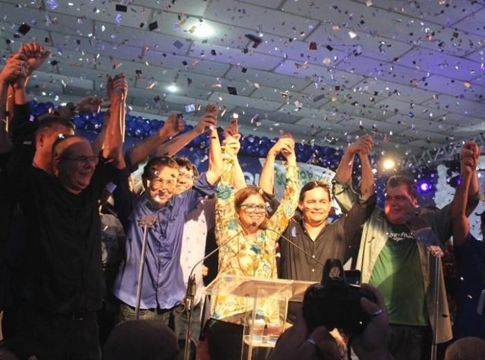 Convenção do MDB no MA tem Lula aclamado e críticas ao governo