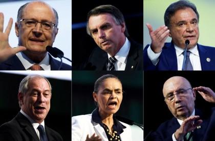 Convenções para escolha dos candidatos começam amanhã