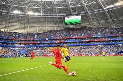 Croácia e Inglaterra disputam hoje segunda vaga para final