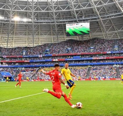 Croácia e Inglaterra disputam hoje segunda vaga...