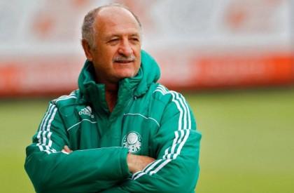 Felipão acerta com o Palmeiras e contrato é até...