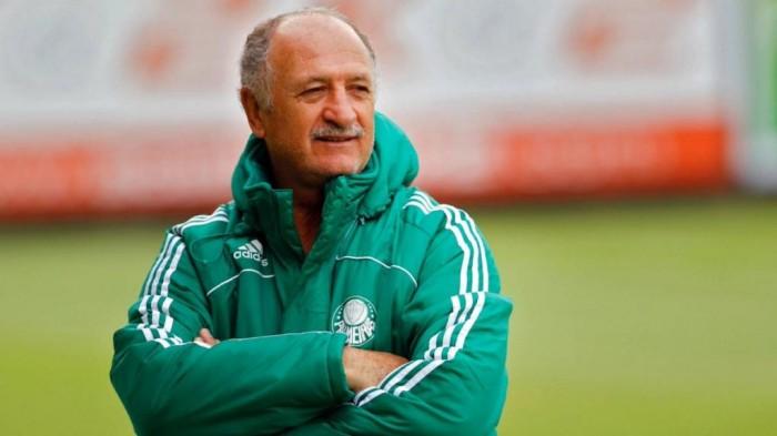 Felipão acerta com o Palmeiras e contrato é até 2022