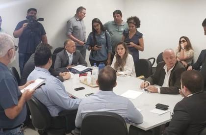 Hospitais mantém suspensão de atendimentos do Plamta/Iaspi