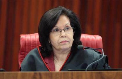Laurita Vaz nega de uma só vez 143 habeas...