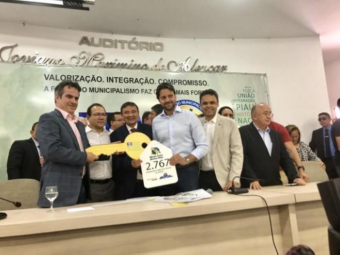 Municípios recebem aporte de R$750 milhões do programa Avançar Cidades