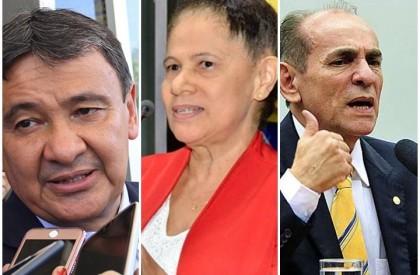 Para ter 'chapão', MDB fica sem vaga de vice e Marcelo vai para Senador