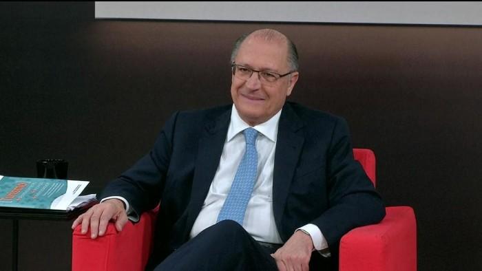 Alckmin diz que avalia extinguir Ministério do Trabalho se for eleito
