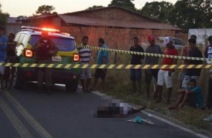 Jovem é morto a facadas após sair em festa em Parnaíba