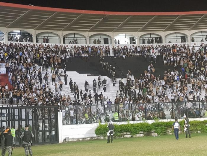 Justiça mantém proibição para torcedores do Vasco não irem a estádios