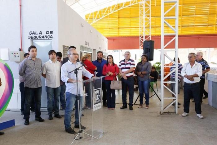 Mercado do Gurupi é entregue à população revitalizado e modernizado