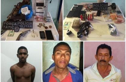 Operação prende traficantes que atuavam no sul do Piauí