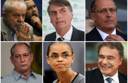 Partidos homologam 15 candidaturas a presidência da República