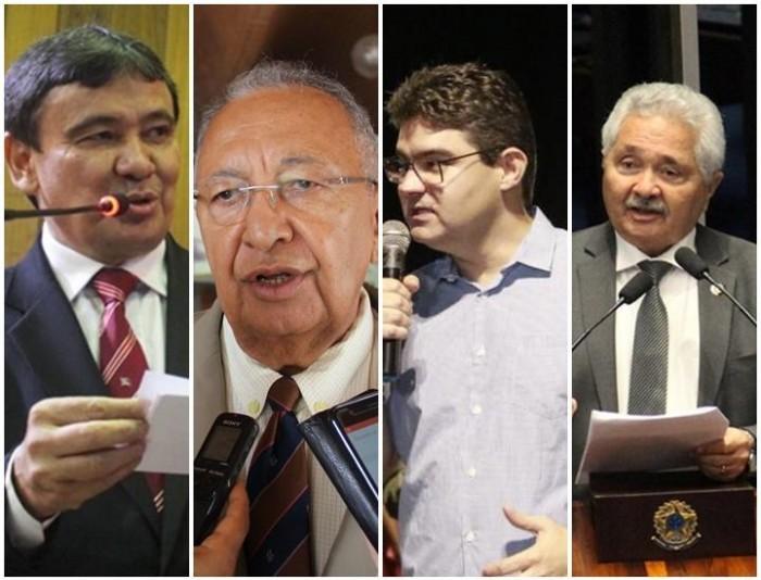 Pesquisa Ibope: Wellington 47%; Dr. Pessoa 13% e Elmano 6%