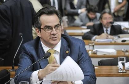 STF rejeita denúncia da PGR contra senador Ciro Nogueira