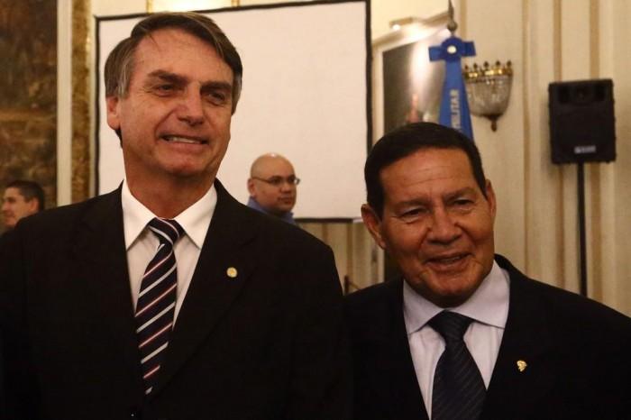 Vice de Bolsonaro afirma que Brasil herdou 'indolência' do índio e 'malandragem' do africano