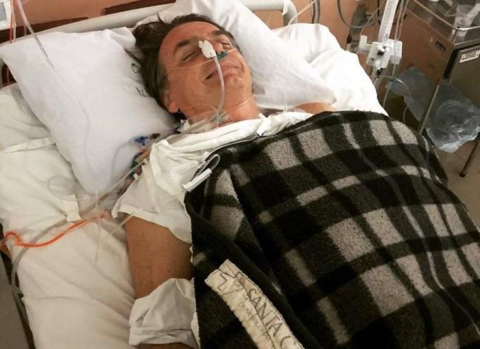 Boletim aponta melhora clínica de Jair Bolsonaro