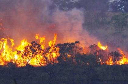 Defesa Civil de Teresina registrou 22 queimadas em agosto