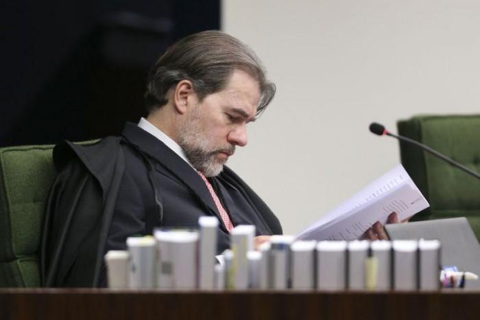 Dias Toffoli toma posse hoje na presidência do STF