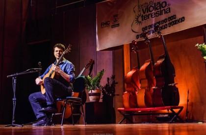 Inscrições para II Festival de Violão acontecem até dia...
