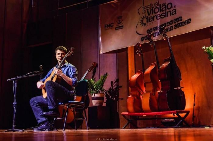 Inscrições para II Festival de Violão acontecem até dia 15 de setembro
