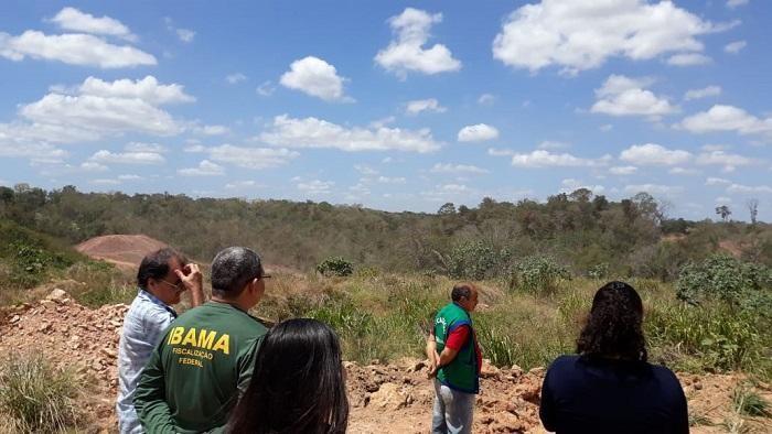 MPPI participa de operação contra desmatamento da Mata Atlântica