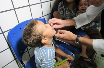 Picos supera meta de vacinação contra Sarampo e Poliomelite