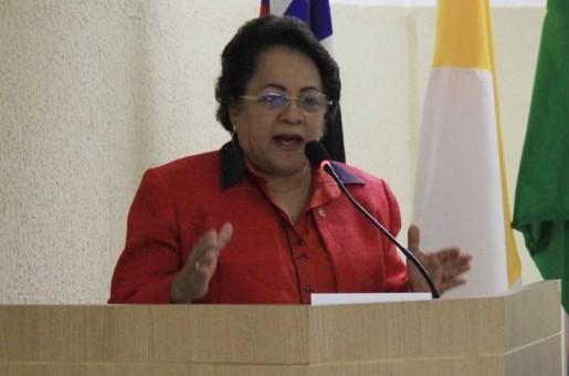 TRE-MA homologa candidatura de Socorro Waquim a deputada