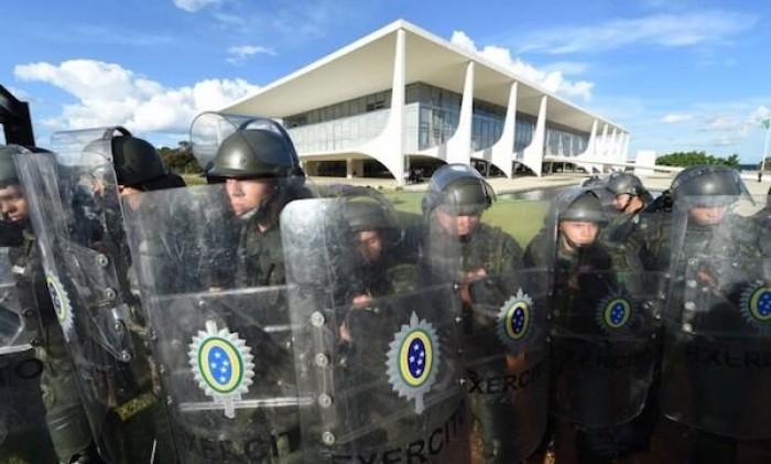 TSE aprova tropas federais em mais 10 municípios do PI
