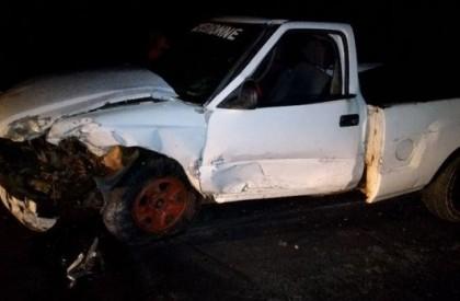 Acidente deixa um morto e 9 feridos na BR-316 em Caxias-MA