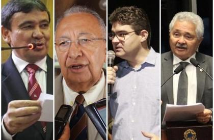 Amostragem: Wellington com 43%; Dr. Pessoa 14% Luciano 10%