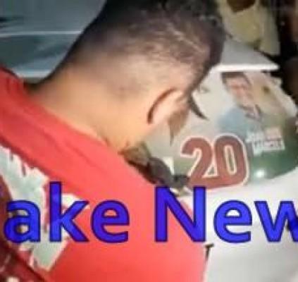Bacabal: Adesivaço 'fake news' expõe o desespero...