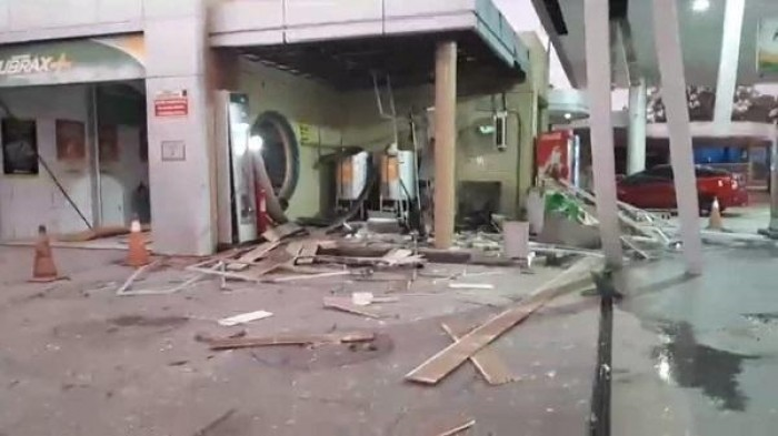 Dois morrem e dois são presos após roubo a caixa eletrônico em Floriano
