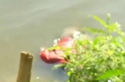 Corpo de homem é encontrado por pescadores no Rio Poti
