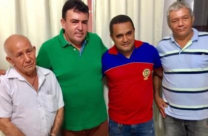 Edvan agrega adesões na reta final de campanha em Bacabal