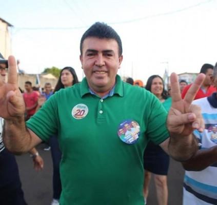 Edvan Brandão é eleito prefeito em eleição...