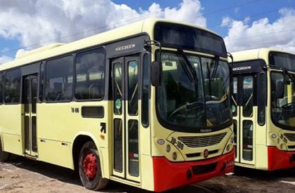 Empresa de ônibus é assaltada pela segunda vez em...