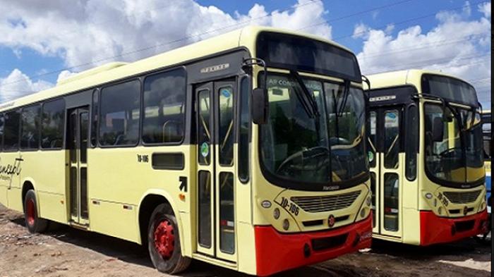 Empresa de ônibus é assaltada pela segunda vez em um mês