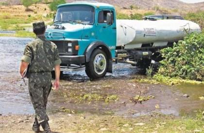 Estiagem faz prefeitura solicitar retorno da Operação Carro-Pipa