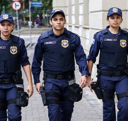 Guarda Municipal vai realizar patrulhamentos em zonas...