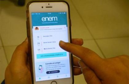 Locais de prova do Enem estão disponíveis para consulta