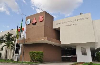 OAB-PI abre edital das Eleições Internas para o triênio 2019-2021