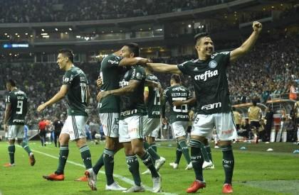 Palmeiras avança e chega semi-final da Libertadores