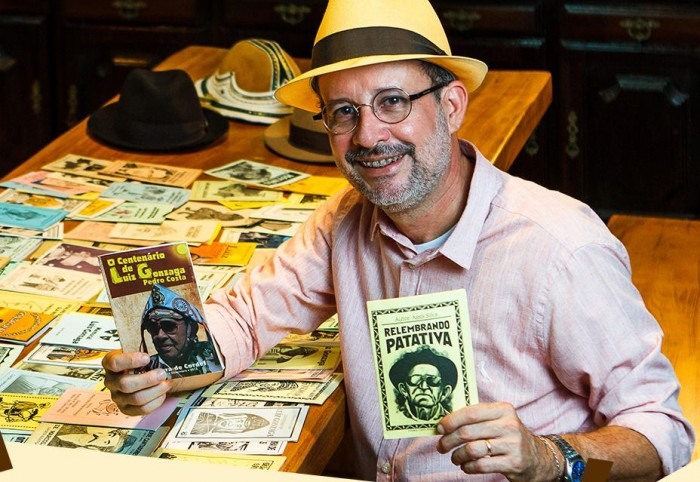 Piauiense toma posse na Academia Brasileira de Literatura de Cordel nesta sexta