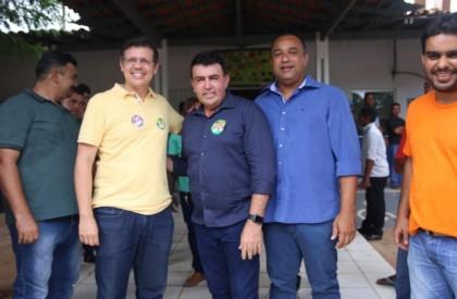 Roberto Costa e João Marcelo  são reeleitos com...