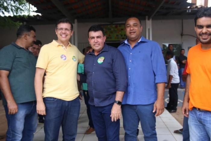 Roberto Costa e João Marcelo  são reeleitos com maioria dos votos em Bacabal